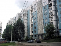 Samara, Gubanov st, house 18. Apartment house