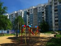 Samara, st Gubanov, house 18. Apartment house