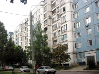 Samara, Gubanov st, house 20. Apartment house