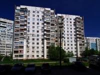 neighbour house: st. Gubanov, house 24. Apartment house