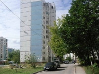 Samara, Gubanov st, house 22. Apartment house