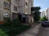 Самара, улица Губанова, дом 22. многоквартирный дом