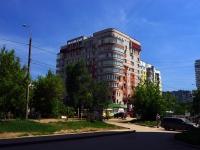 Samara, st Gubanov, house 15. Apartment house