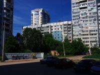 萨马拉市, Gubanov st, 房屋 26. 公寓楼
