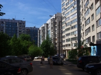 Samara, Gubanov st, house 26. Apartment house