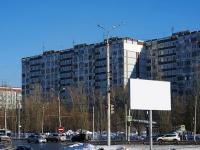 Samara, st Demokraticheskaya, house 3А. Apartment house