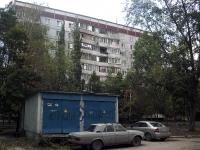 Samara, st Demokraticheskaya, house 5. Apartment house