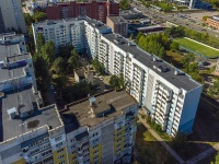 萨马拉市, Demokraticheskaya st, 房屋 8. 公寓楼