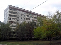 Samara, Demokraticheskaya st, house 9. Apartment house