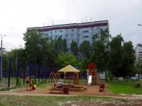 Samara, Demokraticheskaya st, house 9. Apartment house