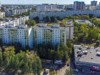 Samara, Demokraticheskaya st, house 11. Apartment house