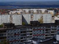 Samara, Demokraticheskaya st, house 13. Apartment house