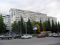 neighbour house: st. Demokraticheskaya, house 13. Apartment house
