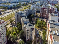 Samara, Demokraticheskaya st, house 20. Apartment house
