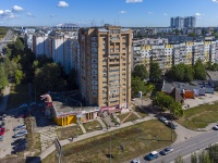 Samara, Demokraticheskaya st, house 23. Apartment house