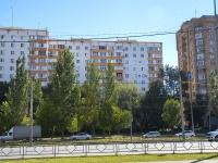 Samara, Demokraticheskaya st, house 25. Apartment house