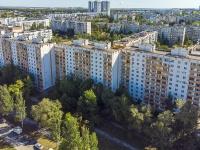 Samara, Demokraticheskaya st, house 27. Apartment house