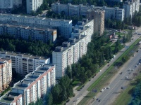 Samara, Demokraticheskaya st, house 29. Apartment house
