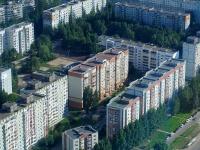 Samara, Demokraticheskaya st, house 35. Apartment house
