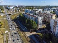 Samara, Demokraticheskaya st, house 37. Apartment house