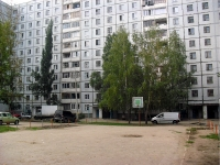 Samara, Demokraticheskaya st, house 43. Apartment house