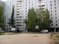 Samara, Demokraticheskaya st, house 43. Apartment house