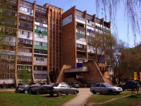 Samara, Zheleznoy Divizii st, house 5. Apartment house