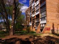 Samara, Zheleznoy Divizii st, house 9. Apartment house