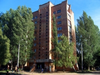 Samara, Zavodskoe road, house 54. Apartment house