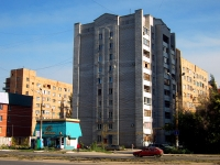 Samara, Zavodskoe road, house 57Б. Apartment house