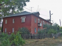 neighbour house: st. Mogilevskaya, house 3А. Apartment house