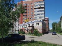 Samara, Zoi Kosmodemianskoy st, house 21. Apartment house