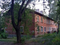 neighbour house: st. Kalinin, house 84. Apartment house