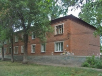 Samara, Kalinin st, house 87. Apartment house