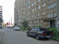 Samara, Mozhayskiy alley, house 1. Apartment house