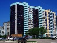 Samara, st Molodezhnaya, house 8Б. Apartment house