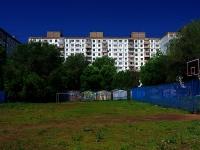 Samara, st Molodezhnaya, house 1. Apartment house