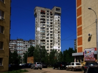 Samara, Molodezhnaya st, house 8. Apartment house