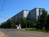 Samara, st Molodezhnaya, house 13. Apartment house