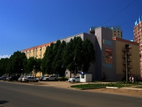 Samara, st Molodezhnaya, house 4А. garage (parking)