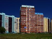 Samara, st Molodezhnaya, house 6Б. Apartment house
