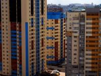 Samara, st Molodezhnaya, house 12. Apartment house