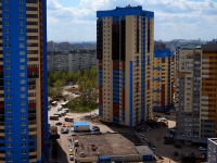 Samara, st Molodezhnaya, house 18. Apartment house