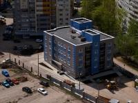 Samara, st Molodezhnaya, house 16А. office building