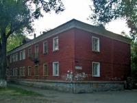 Samara, alley Rotorny, house 2. Apartment house