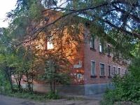 Samara, alley Rotorny, house 3. Apartment house