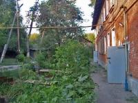 Samara, Rotorny alley, house 3. Apartment house