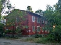 Samara, alley Rotorny, house 4. Apartment house
