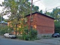 Samara, alley Rotorny, house 5. Apartment house