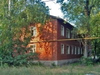 Samara, alley Rotorny, house 6. Apartment house